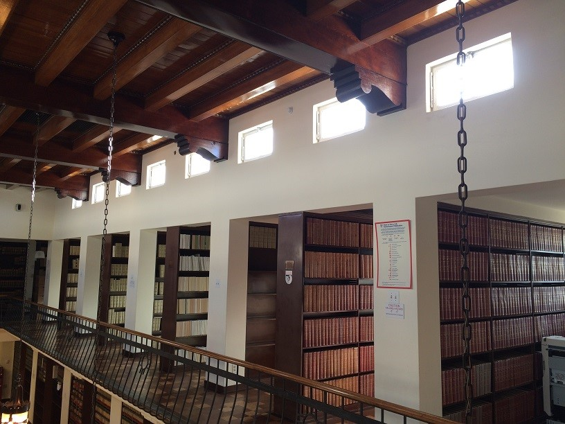 depository publications on third floor