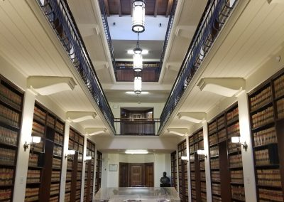 Law Library from the 1st floor